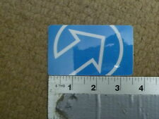 Shimano ProGear Logo Rectangle Sticker Decal
