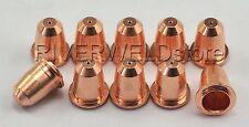 Pd0116-06 Plasma Punta φ0.65 Fit Trafimet ergocut s25k S45 Antorcha,10 Pk