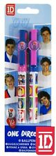 One Direction 2 Pack Pen Brand New Gift