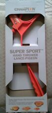 Champion super sport hand thrower lance pigeon