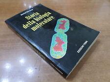 Michel Morange STORIA DELLA BIOLOGIA MOLECOLARE Edizioni Tema 1996