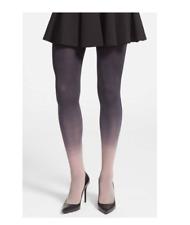 DKNY Ombre Tights Black Women Sz Small 3005