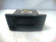 Harman Becker MID Headunit Radio Navigation A2118200979 Mercedes W211 Mod 02-09
