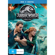 Jurassic World: Fallen Kingdom (DVD/UV) DVD NEW (Region 4 Australia)