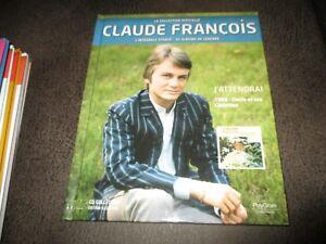 Claude François-Cd 19 succès-1966+livre-Collection officielle