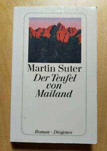 Martin Suter - Der Teufel von Mailand - TB