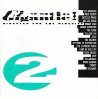 GIGANTIC 2 various (CD, compilation, Melody maker, rough trade) indie rock, 1990