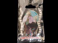 Disney Pin DSF Ursula Flotsam & Jetsam Ariel The Little Mermaid LE400