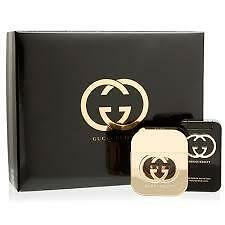 Gucci Guilty Eau de toilettte Spray 50ml + Loción Corporal 100ml Conjunto de Regalo para Damas