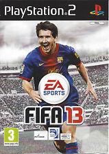 FIFA 13 for Playstation 2 PS2 - with box & manual - PAL