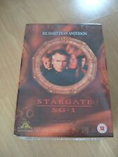 Stargate SG1 - Complete Series 4 - Box Set of 6 DVDs - Genuine UK Region 2