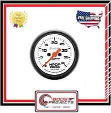 AutoMeter 0-4K PSI Phantom High Pressure Oil Pump Analog Gauge * 5796 *
