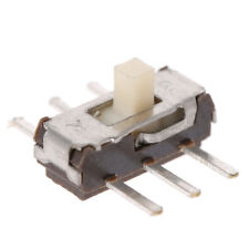 50Pcs Slide Switch 6 Pin SMD PCB 2 Position DPDT SMT Vertical Mini Toggle Switch