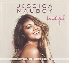 JESSICA MAUBOY Beautiful Platinum Edition CD BRAND NEW 18 Tracks