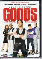 The Goods: Live Hard, Sell Hard (DVD, 2009) New and Sealed
