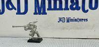 GW Citadel Warhammer Fantasy AOS Seraphon Lizardmen Skink Warchief 3 Metal AD&D