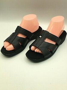 Dr scholl's Women Sandal Black Size 8 W