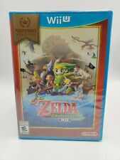 Legend of Zelda: The Wind Waker HD Nintendo Selects (Wii U, 2016)