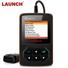 Launch X431 Creader V+ OBD OBD2 Automotive Scanner Fault Code Reader With Mul...