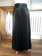 BREATHTAKING! Karen Millen full circle sunray pleated maxi skirt - Size 10