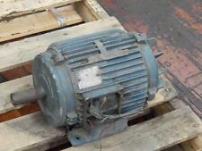 #3 Bauknecht Motor 100L 3270106-2 3HP 460V 1735/3460RPM