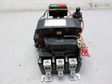 GE CR305F004AAA NEMA Siz4 Contactor 600 Volt 150 Amp 100 HP 460 Volt Coil