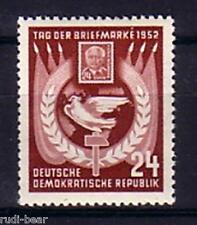 DDR Nr.   319  ** Tag der Briefmarke