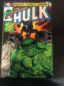 Incredible Hulk 261