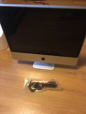 "Apple iMac 8 20"" 2.66GHZ-4GB RAM, Model A1224 no Hard Drive parts only"