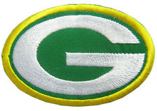 New NFL Green Bay Packers Logo embroidered iron on patch. 3.5 x 2.4 inch (i159)
