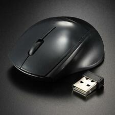 2.4GHz Mice Optical Mouse Cordless USB PC Computer Wireless for P Laptop BALCK A