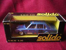 SOLIDO BMW 5.30 N°89 1/43em