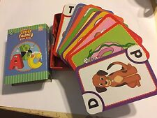 LEAP FROG Tag JUNIOR INTERACTIVE LETTER FACTORY FLASH CARDS