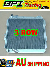 3Rows Aluminum Radiator for TOYOTA HILUX LN85 LN86 2.8L Diesel Manual 1988-1995