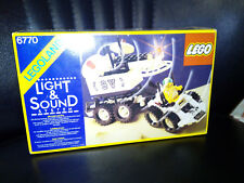 LEGO Space Futuron 6770 Light and Sound Magma Carrier in OVP