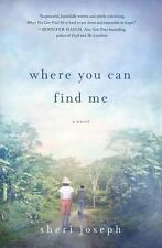 Where You Can Find Me: A Novel-ExLibrary