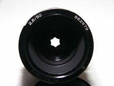 Volna-9 MC 2.8/50mm Macro lens #882879 For M42 Mount or other SLR/DSLR Cameras