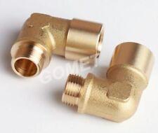 M18 x1.5 Lambda O2 Oxygen Sensor Extension REDUCE ELBOW Spacer Exhaust brass Ø13