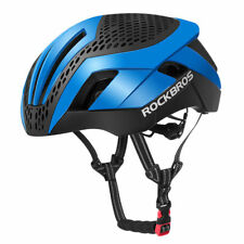 RockBros MTB Road Bike Cycling Blue Helmet EPS Integrally Helmet 57cm-62cm