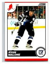 (HCW) 2010-11 Score Glossy #429 Ryan Malone Lightning Mint