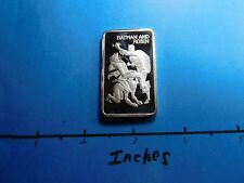 BATMAN & ROBIN HEROES OF COMICS 1974 MT EVEREST 999 SILVER BAR COIN RARE ONLY 1