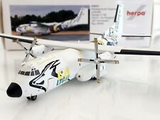 "Herpa Wings 1:200 Transall C-160 Luftwaffe LTG 61 ""50th Anniv"" AVIATIONMODELSHOP"