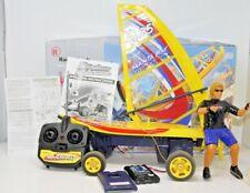 RadioShack Manta Ray Rc Wind Surf Boars & Rider Controller Vintage Original Box
