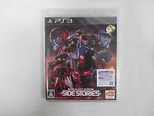 PlayStation3 -- Mobile Suit Gundam Side Stories -- new. PS3. JAPAN GAME. 62478