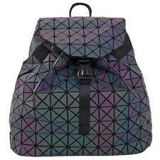 Rainbow Double Shoulder Bagpack with Draw Strings for Women Fashion by Draizee