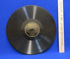 Decca Oklahoma Musical Record 78 RPM Alfred Drake All Er Nothing Surry w/ Fringe