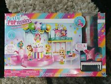 Party Popteenies Poptastic Party Playset, Multi-Colour - BRAND NEW AND SEALED