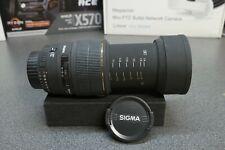 Sigma 105 mm f2.8 EX DG Makro Objektiv für NIKON SLR/DSLR Max. 1:1 Abbildung