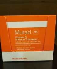 Murad Vitamin C Infusion Treatment Professional 15 pack New in Box Authentic !!