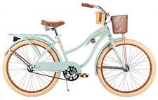 Huffy Bikes for Girls 24 inch Cruiser Bike Beach Women Bicycle New